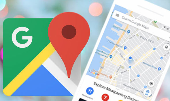 Google Maps 15